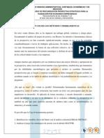 El Buen Uso de Los Metodos y Herramientas de Prospectiva - Recunidades 7 y 8