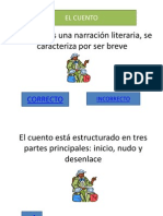 Power Point - Cuento