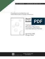 Asset Bubbles 3