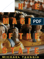 Taussig the Magic of the State