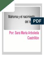 Unidad 7 Mahoma - Sara María Arboleda
