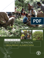 Bosques y Seguridad Alimentaria