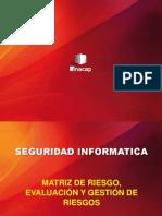 Matriz de Riego - Delitos Informaticos
