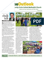 The Outlook Newspaper – October, 2013 Issue