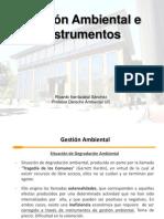 Gestión Ambiental Ricardo Irarrazabal 11-9-13 IMM 2103