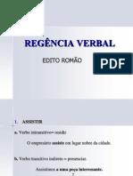 Regencia Verbal
