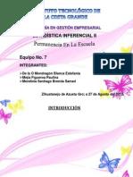 Expo de Permanencia en La Escuela