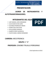 Transformadores Tarea Proyecto Senobio No Olvidar Clase Exposicion. Para El Viernes Putos. - Copia