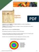 Alimentação e Espiritualidade - Vegetarianismo - Espírito Software