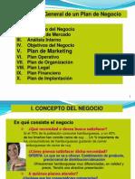 4.Elaboracion Del Plan de Negocios