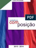 Carta Programa - Coletivo Composição