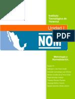 Unidad I - Metrologia y Normativilidad