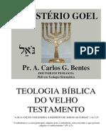TEOLOGIA BÍBLICA DO VELHO TESTAMENTO BENTES
