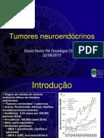 Tumores neuroendócrinos