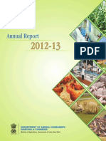 Annual Report 2012-13 Animal Husbandary