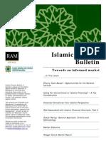 Islamic Finance Bulletin June 2009