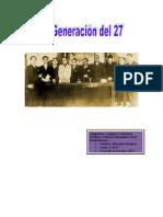 Taller 1 Generacion Del 27
