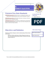 primary literacy elective lesson plan- october 7