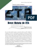 Breve Historia de La ETA
