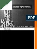 AULA 2 - COORDENAÇÃO MOTORA - percussão
