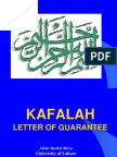 Lecture No.07a Permissible Financing Methods-Kafalah