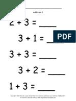Addition 3H(2)5