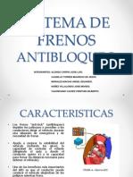 Sistemas de Frenos Antibloqueo