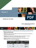 CCNA_modulo 5 Cap 1