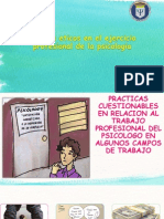 Dilemas Eticos en El Ejercicio Profesional de La