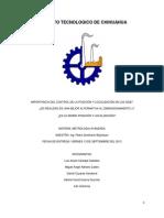 metrologia estandarizacion