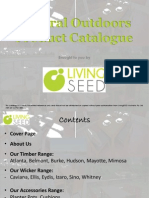 General Product Catalogue-Outdoors