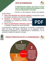 Presentacion de Gobernanza