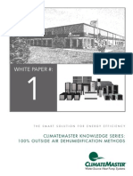 Climate Master White Paper
