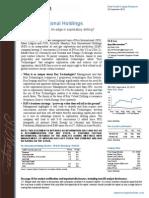 Rex International Holding - JPM