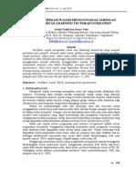 Sistem Verifikasi Wajah Menggunakan Jaringan Saraf Tiruan Learning Vector Quantization