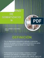 TRANSTORNO de Somatizacion