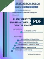 Plan Estrategico 2 -Salazar Romero1.1