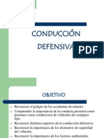 Conducción Defensiva 09