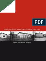 Como Qualificar Conjuntos Habitacionais Populares