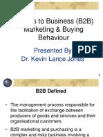 7a. B2B Buying Behavior