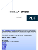 Timers Avr Atmega8