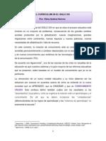 Vilma Herrera-El Curriculum en El Siglo XXI