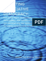 Revisiting Associative Democracy