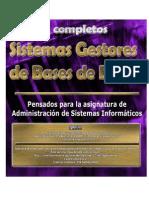 Sistemas Gestores de Bases de Datos 2009-2010