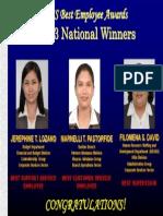 National Winners