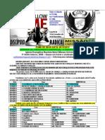 Informativo Missao Universitária radical 3 TEMA