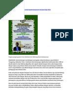 Penghargaan Sejarah Kerajaan Kutai Kepada Bangsawan Kerajaan Bugis Wajo.docx
