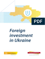 Foreign Investment in Ukraine