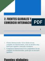 Fuentes Globales