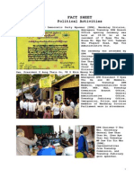 Fact Sheet on 2010 - 2013 Dpm Amarapura